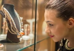 Jewellery shops to visit in Montreal