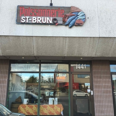 Poissonnerie Saint-Bruno - Fish & Seafood Stores - 450-461-2859