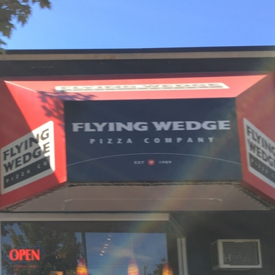 Flying Wedge Pizza - Pizza & Pizzerias - 604-874-8284