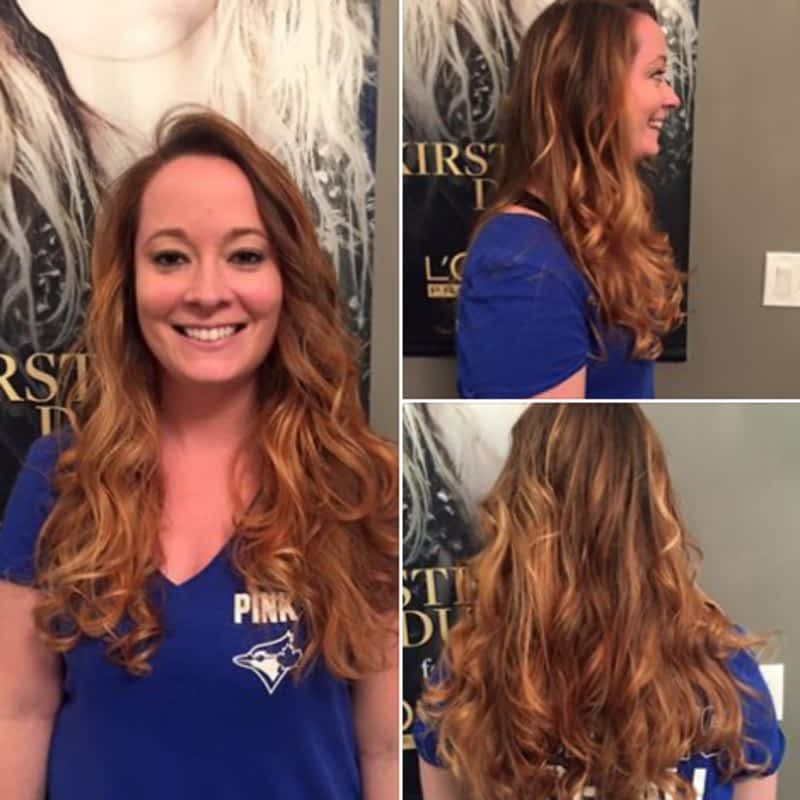 photo Michael Alonzo Hair Studio