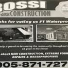 Rossi LTD Construction - Concrete Contractors - 905-871-7272