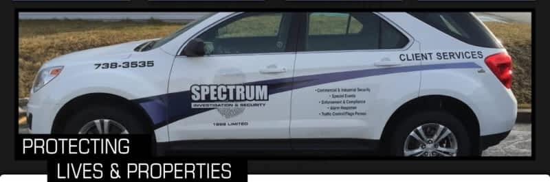 photo Spectrum Security