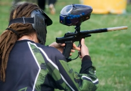 Zap! Splat! Top paintball and laser tag arenas in Calgary