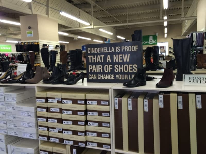 Shoe Outlet Store Toronto