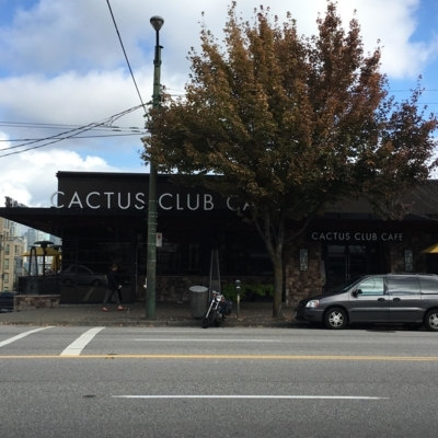 Cactus Club Cafe - Restaurants
