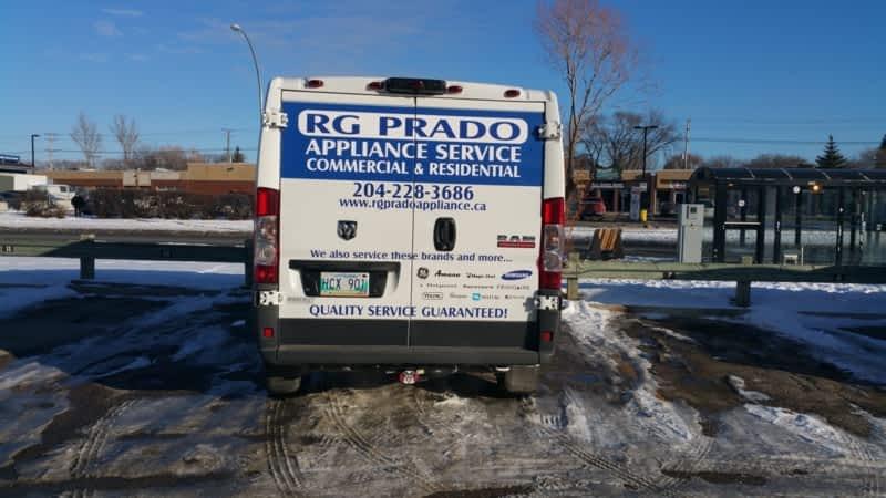 Rgprado Appliance Service Winnipeg Mb 1514 Manitoba