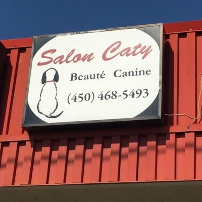 Salon Caty - Toilettage et tonte d'animaux domestiques - 450-468-5493