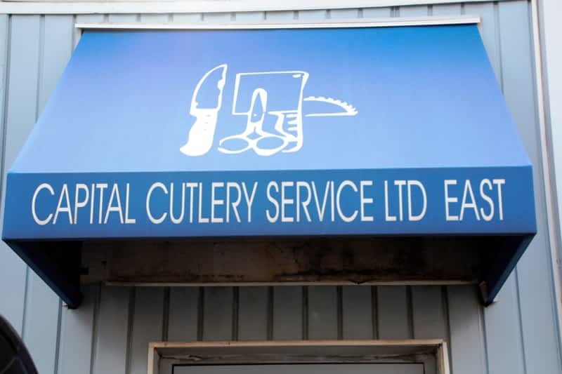 photo Capital Cutlery Sharpening Ltd East
