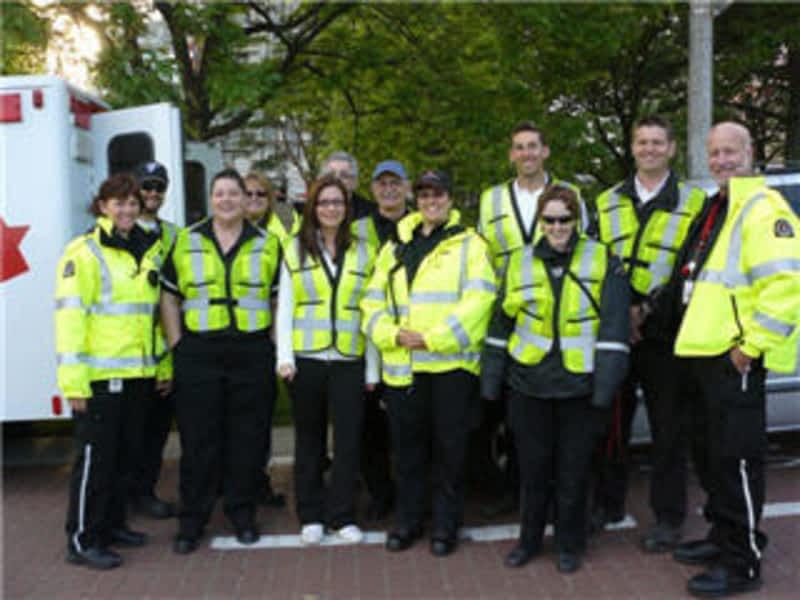 St John Ambulance Burlington Car Seat