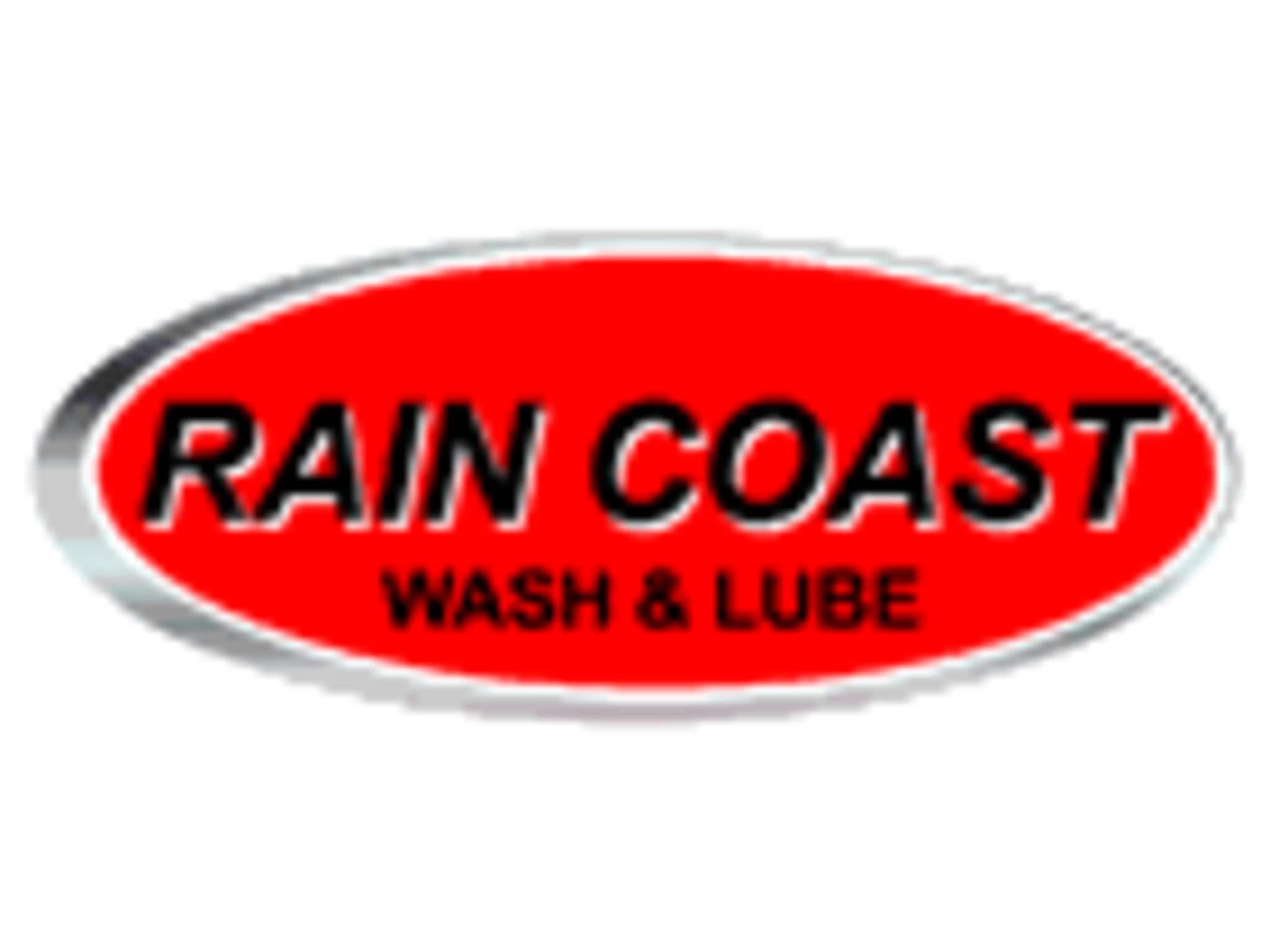 photo Rain Coast Wash & Lube