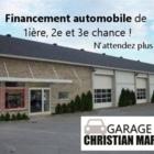 Garage Martel Christian - Tire Retailers - 418-663-8721