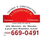 Les Constructions A S Filiatreault Inc - Rénovations