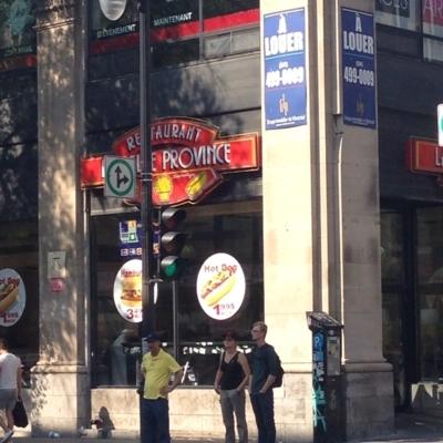 Restaurant La Belle Province - Restaurants - 514-982-0401
