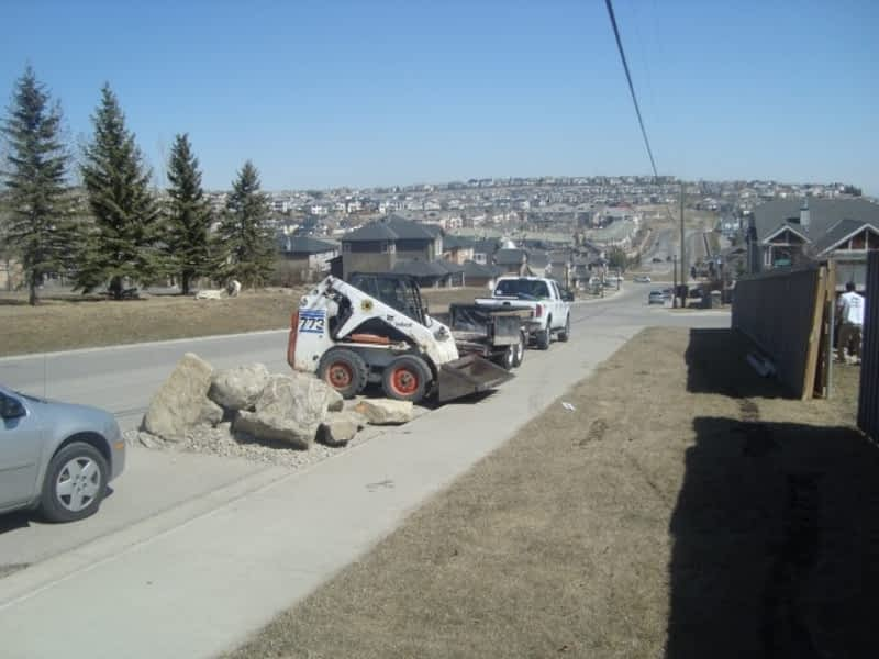 photo CW Concrete & Construction Inc.