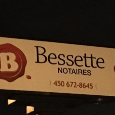 Bessette Caroline - Notaries - 450-672-4817