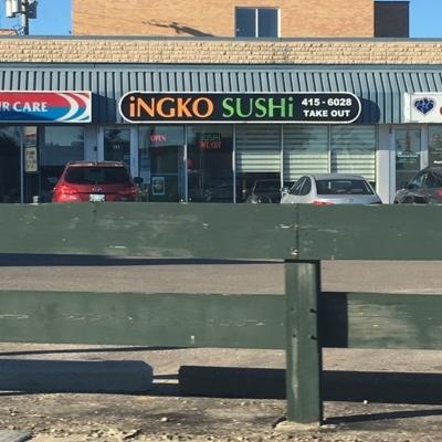 Ingko Sushi - Sushi & Japanese Restaurants - 204-415-6028