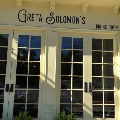 Greta Solomon's - Restaurants - 647-347-8640