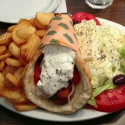 Marathon Souvlaki - Greek Restaurants