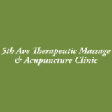 View 5th Ave Therapeutic Massage & Acupuncture Clinic's New Westminster profile