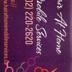 Hair At Home Mobile Services - Salons de coiffure et de beauté - 902-220-2620