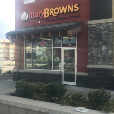 Mary Browns Famous Chicken - Restaurants - 403-980-0685