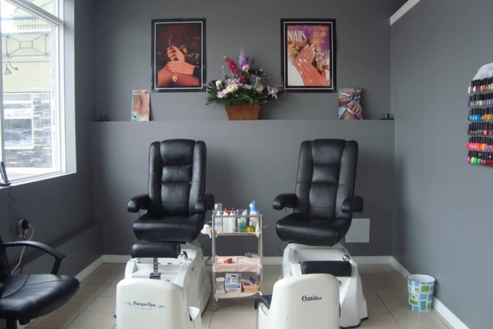 JD Nails & Spa - Opening Hours - 108-8 Perron St, St. Albert, AB