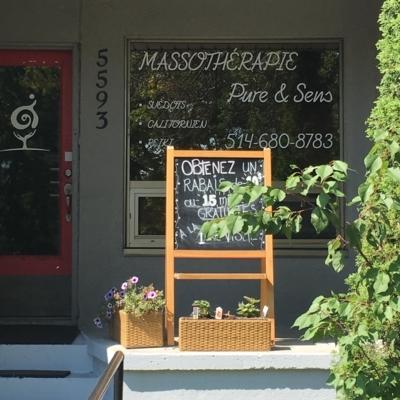 Massothérapie Pure Et Sens - Massage Therapists