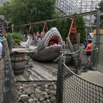 Parc Six Flags Montréal Inc - Centres et parcs d'attractions