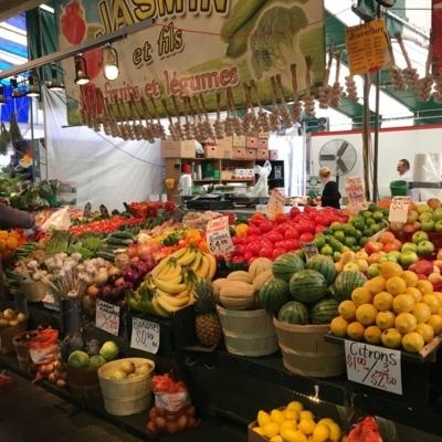 Les Serres Jasmin - Fruits et Légumes - Marchés publics - 514-891-2165