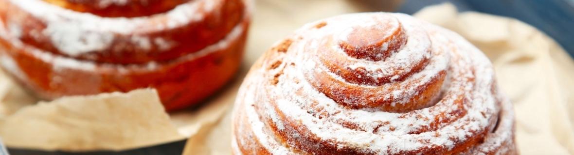 Heavenly cinnamon buns found in Edmonton