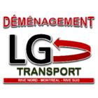 Déménagement LG Transport - Logo