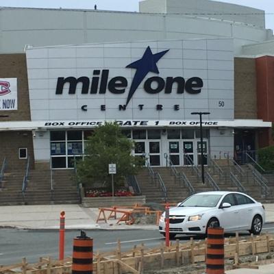 Mile One Centre - Salles de conférences