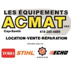 Location Les Équipements Acmat inc. Détaillant autorisé: Stihl, Toro, Ariens, Echo power - Lawn Mowers