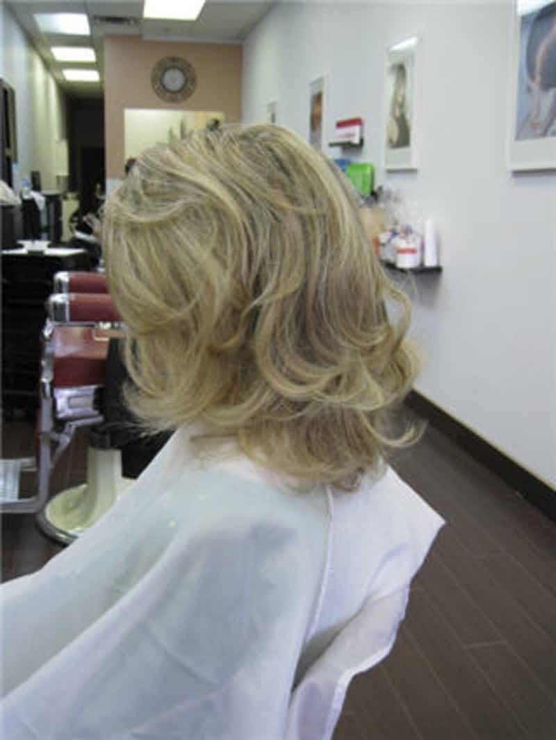 Nu S Hair Studio Etobicoke On 6a 5230 Dundas St W