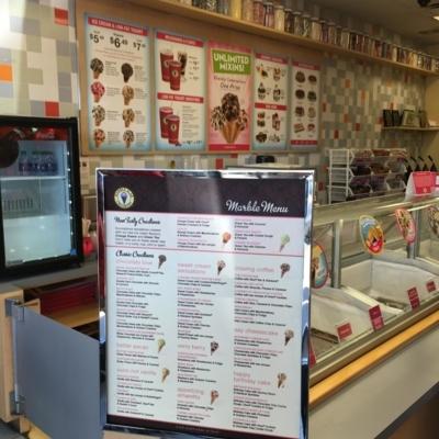 Marble Slab - Ice Cream & Frozen Dessert Stores