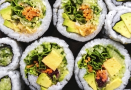 Vegetarian Japanese restaurants in Vancouver