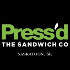 Press'd Sandwich Company - Sandwiches & Subs