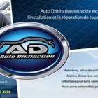 Auto Distinction - Pare-brises et vitres d'autos - 514-594-0770