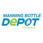 Manning Bottle Depot - Logo