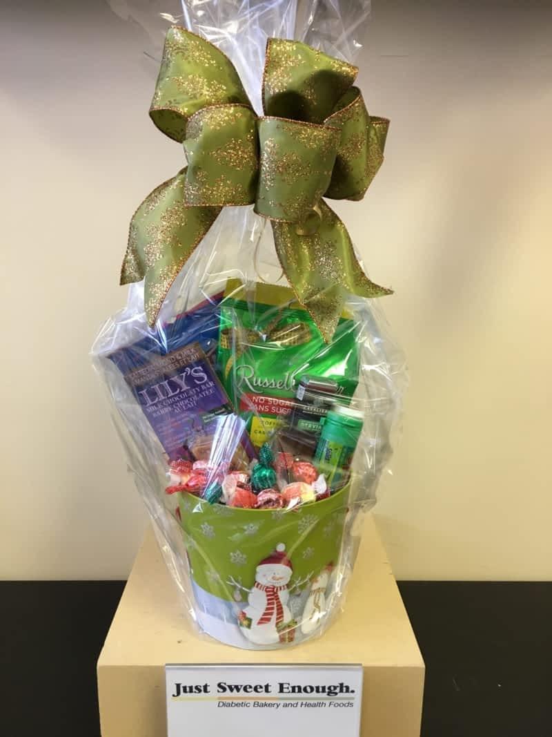 photo Just Sweet Enough. Diabetic Bakery & Health Foods