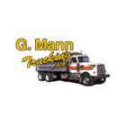 G Mann Trucking Ltd - Logo