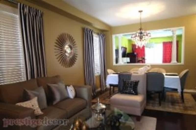 photo Prestige Decor Window Treatments & Upholstery