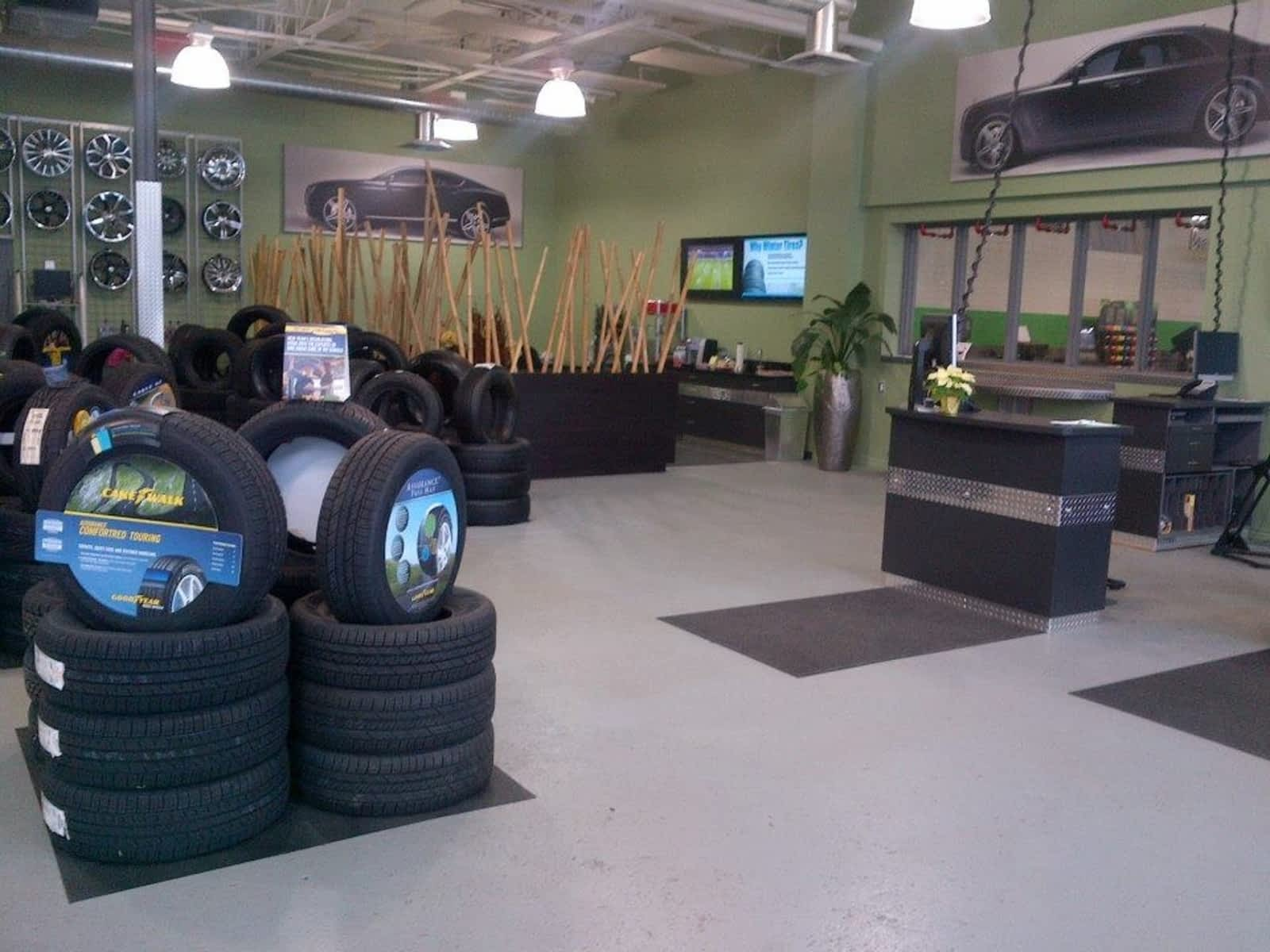 Xtreme tire garage inc opening hours rangeview rd