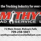 Smithy's Road Service Ltd - Truck Repair & Service