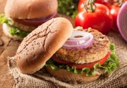 Vegetarians: Find marvelous meatless burgers in Victoria