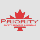Priority Safety Services & Rentals Ltd - Logo