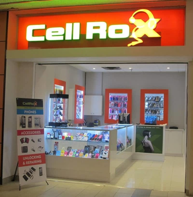 Cell Rox  Sault Ste. Marie, ON  293 Bay St  Canpages