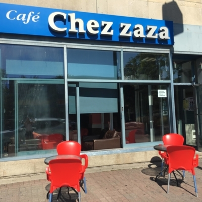 Café Chez Zaza - American Restaurants