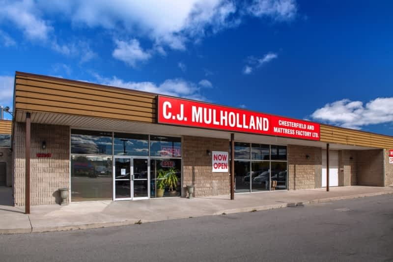 C J Mulholland Mattress Factory Ltd Hamilton On 2799