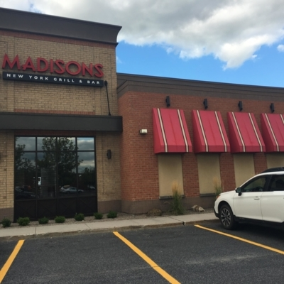 Madisons Restaurant & Bar - Restaurants